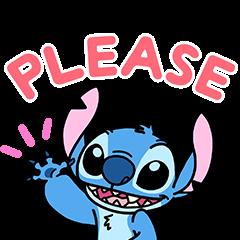 Stitch: Fun Politeness
