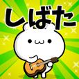 Dear Shibata's. Sticker!