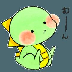 かいじゅうベビー8