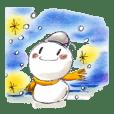 HAPPY SNOW MAN