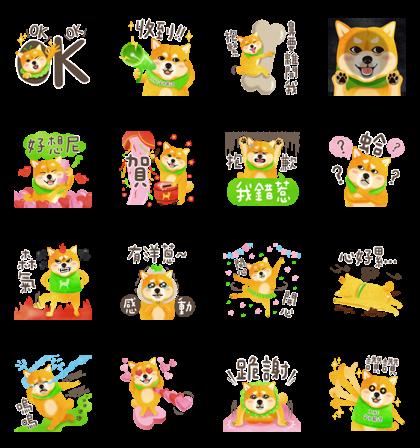 LINE Official Select×Shibabui