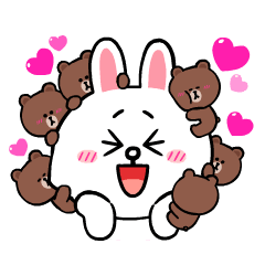 Brown & Cony's Eternal Love
