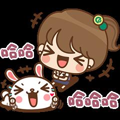 Taiwan Cooperative Bank i Miss × Kinoko