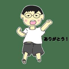 小林由弥スタンプ