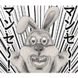 Ugly rabbit character in Japanese3
