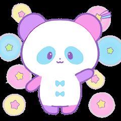 Dreamy Cute Panda