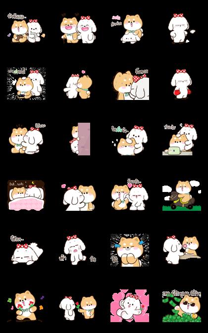 Shibung & Bingsu Animated 2