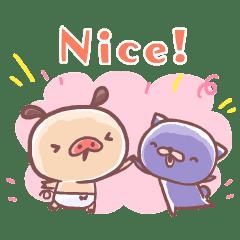 PANPAKA PANTS: Soft & Fluffy Days