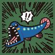 深海魚のつぶやき