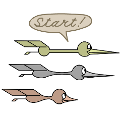 Message Birds More Message