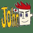 日本語うまいジョン
