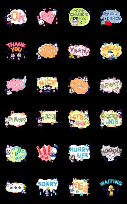 미키 마우스와 친구들: 큼직 낙서 버전