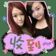 Cute&pretty sisters