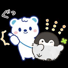 Koupenchan×Uetan Stickers