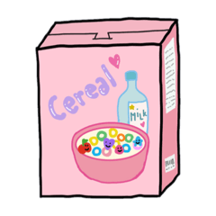 Cereal Girl