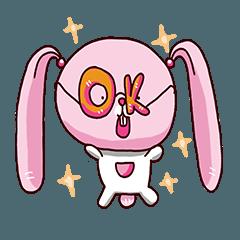 little bunny sister