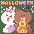 BROWN & FRIENDS : Halloween (English)