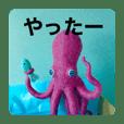 Hiné's Sea Creatures
