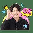 TSUBASA SAKIYAMA Sticker