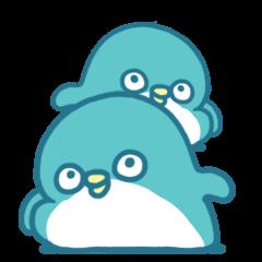 PP mini 小小企鵝 13