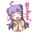 A cute girl Mii