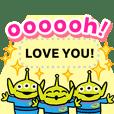 Stiker Pesan Toy Story 4