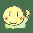 Haru's simple stickers