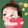 Cherry cute girl (ENG)