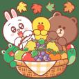 BROWN & FRIENDS : Autumn
