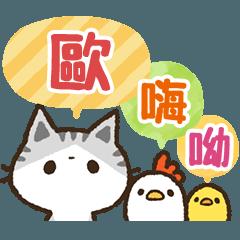貓咪Kohama&Koeri大字報