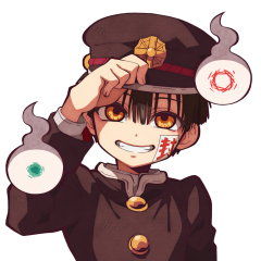 Toilet-bound Hanako-kun Voice Stickers