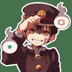Toilet-bound Hanako-kun Voice Stickers