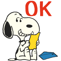 Snoopy(70年代風)
