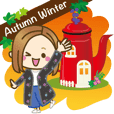 CUTE GIRL1(autumn-winter)