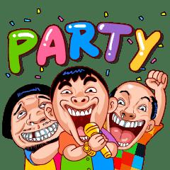 Let's Party  (Samran Man)