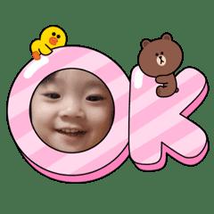 木由子已經2歲