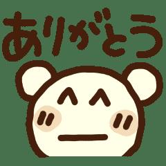 顔文字くま(再販)