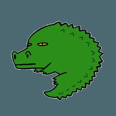 鱷魚與他的奇異朋友們