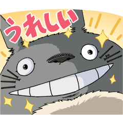 Everything Ghibli! Stickers