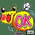Mahjong Frog - Daily Humor Life - Nikky7