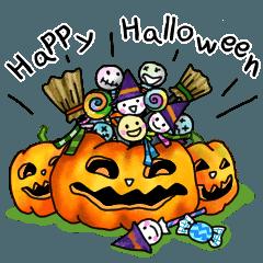 Hello, Halloween.