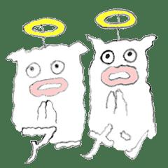MrHUMUHUMU 2 LINE Stickers