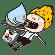 柚阿皮的人生百態 第1彈