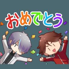 Ichiremi's TRPG character sticker