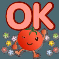 可愛蕃茄 實用語