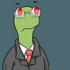 cute turtle david ver.engineer vol.2 ENG