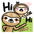 だらけるナマケモノとコアラ part.2