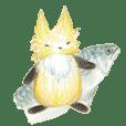Fox(kitsune)2