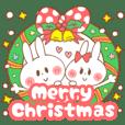 クリスマスうさぎ【カップルでメリクリ!】