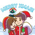 Widy & Diki's Christmas Greetings